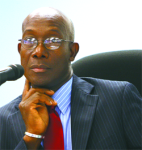 Dr. Keith Rowley, MP. Photo courtesy the Trinidad Guardian