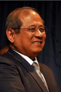 Frank Look Kin, Former NGC President