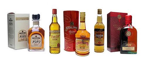 Angostura Rums