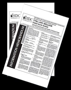 HDC Bond Offer