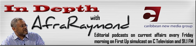 In Depth with Afra Raymond