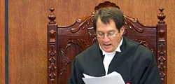 Senate president, Timothy Hamel-Smith