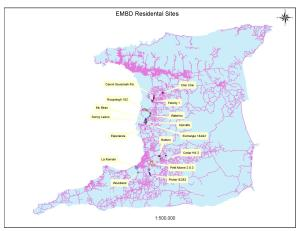 EMDB Residential Sites