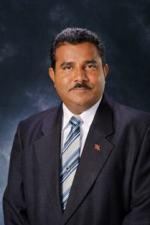Hon. Jairam Seemungal, MP. Minister of Land and Marine Resources