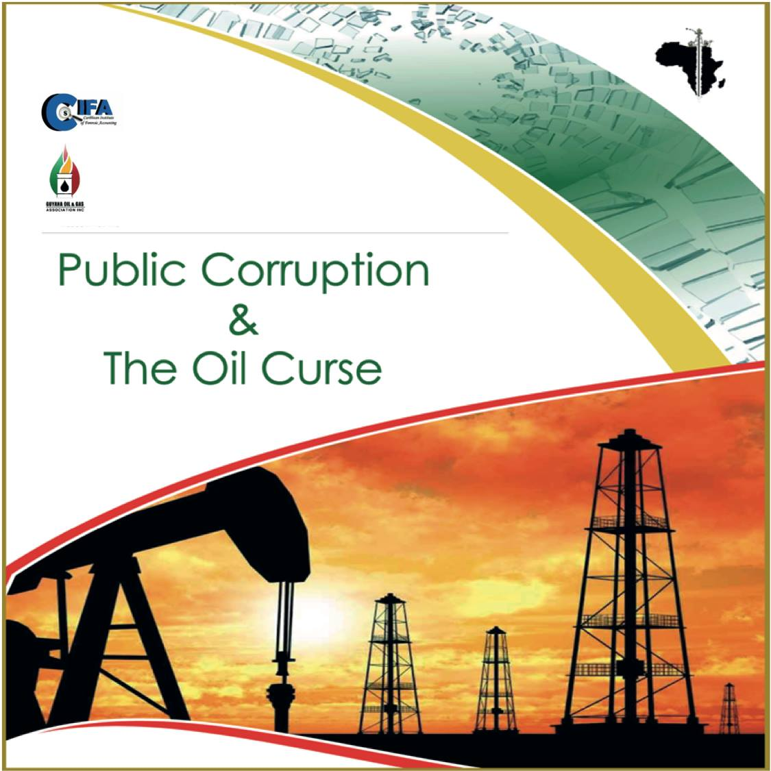 the oil curse essay In many cases a blessing is also a curse is the 1970s oil boom in nigeria a curse or a blessing to the nigerian economy despite all the oil being.