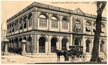colonial bank