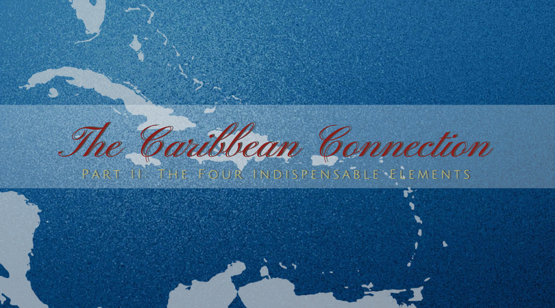 Caribbean Conections: The Caribbean Connection Part Two