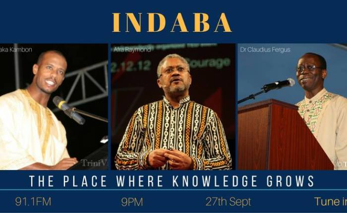 AUDIO: INDABA interview with Shabaka Kambon – 27SEP2017
