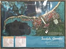 Sandals/Beaches Tobago Illustrative Master Plan