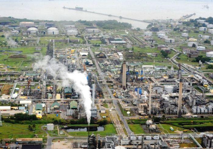 petrotrin-refinery